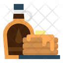 Syrup Food And Restaurant Cultures Icon
