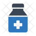 Syrup Dose Bottle Icon
