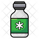 Medicine Syrup Medicine Bottle Icon