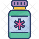 Medicine Syrup Pills Icon