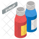 Syrup Medication Remedy Icon