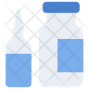 Syrup Medicine Bottle Icon
