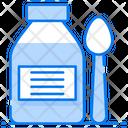Syrup Liquid Medicine Antibiotic Icon