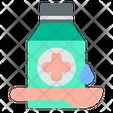 Syrup Health Medicine Icon