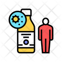 Syrup Health Treatment Icon