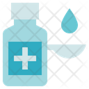 Pharmacy Syrup Medicine Icon