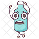 Syrup Bottle Pill Bottle Medical Product Icon
