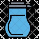 Syrup Jar Bottle Icon