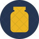 Syrup Jar Breakfast Maple Syrup Icon