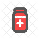 Syrup Medication Health Care Icon