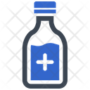 Cough Syrup Medication Medicine Icon