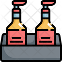 Syrup Pump Bottle Icon