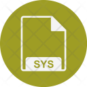 Sys File Extension Icon