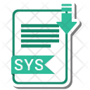 Sys file Icon