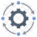 System Process Control Icon