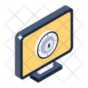 System Access Secure System Computer Security Icon