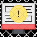System Alert Icon