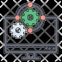 System Configuration Icon