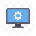 System Configuration System Setting System Update Icon