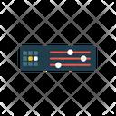 System Controller Controller Moduler Icon