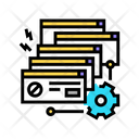Crash System Color Icon