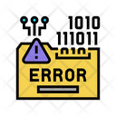 Error System Color Icon