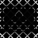 Malware Ransomware Alert Icon