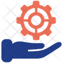 System Hand Icon