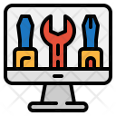 System Tools Setting Icon