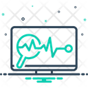 System Monitoring Icon