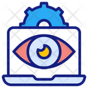 System Monitoring Seo Optimization System Analyzer Icon