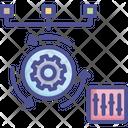 System Organized Configure Control Icon