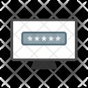 System password Icon