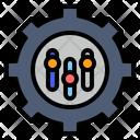 System Process Methodology Icon