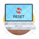 System Reset Icon