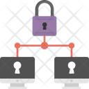 Security Locks System Icon