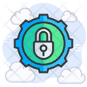 System Security System Protection Data Protection Icon