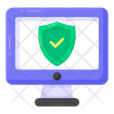 Cybersecurity Verified Security Online Security Icon