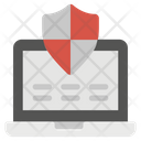 System Security Web Security Cybersecurity Icon