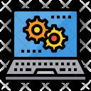 Setting Management Device Icon