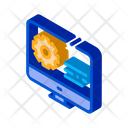 Gear Display It Icon