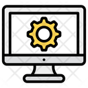 System Setting System Configuration System Repair Icon