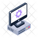 System Setting System Configuration System Config Icon