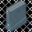 Pc System Unit Processor Icon