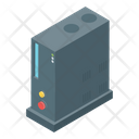 Pc System Unit Processor Icon