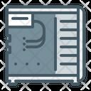 System Unit Case Computer Icon
