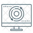 Update System Update Computer Icon
