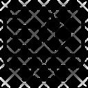 System Bug System Virus Malware Icon