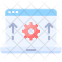 Systems Integration Api Integration Icon