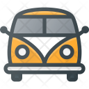 T Transporter Car Icon